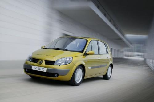 Fot. Renault:Nowy Renault Scenic wyróżnia się kształtem nadwozia, wnętrza i wysokim poziomem bezpieczeństwa.