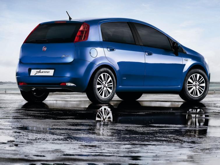 Fiat Grande Punto - tysiąc aut do serwisów, duża akcja naprawcza