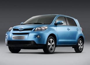Toyota Urban Cruiser (2009 - teraz) Hatchback