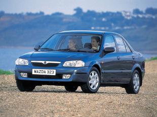 Mazda 323 VI (1998 - 2003) Sedan