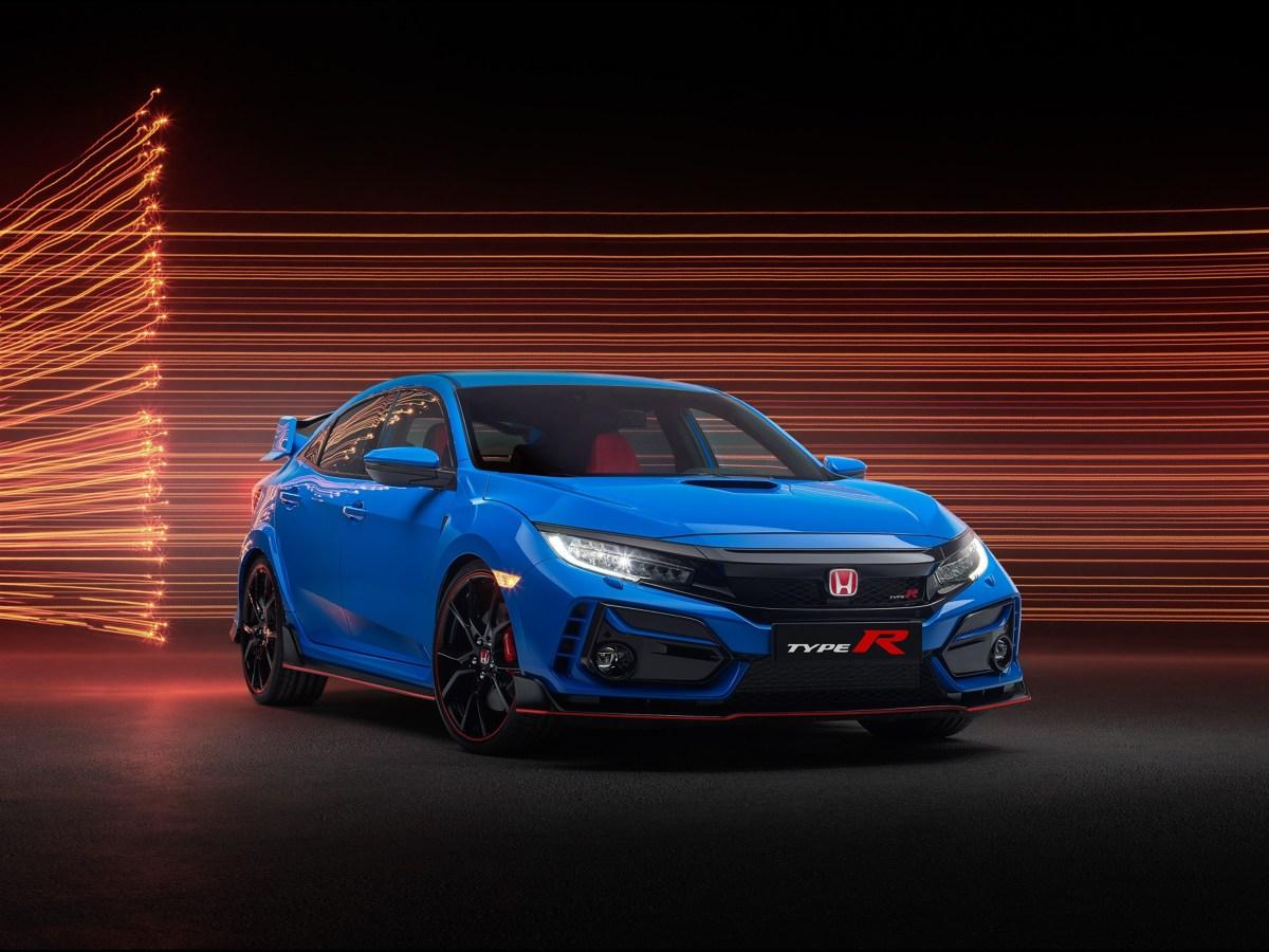 Honda Civic Type R 2020. Fot. Honda