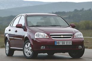 Chevrolet Nubira (2002 - teraz)