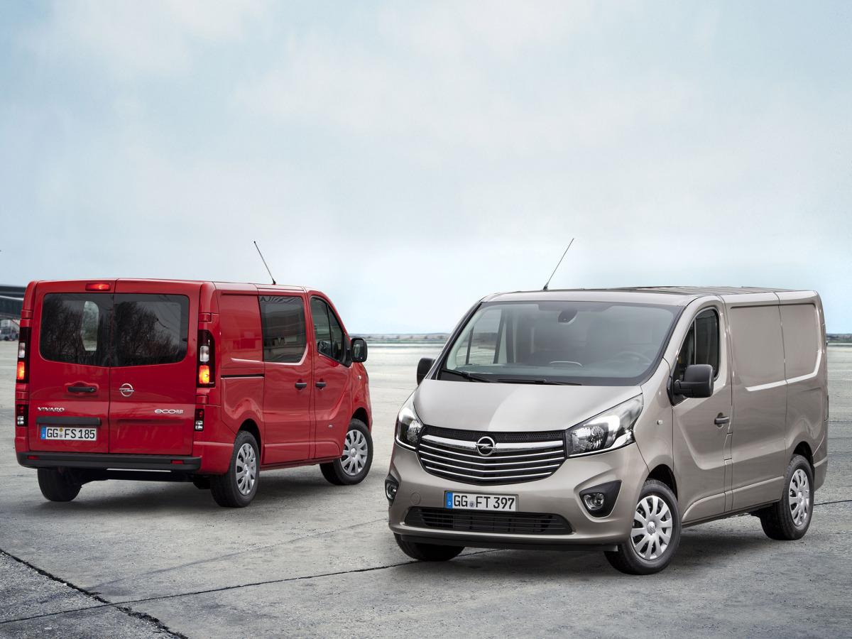 Opel Vivaro, Fot: Opel