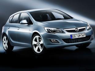 Opel Astra J (2009 - teraz)