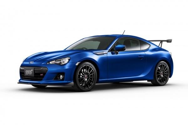 Subaru BRZ ts GT Pack, Fot: Subaru