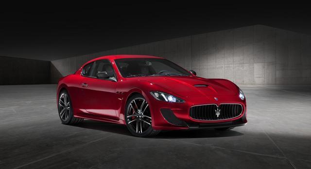 Maserati GranTurismo MC Centennial Edition  / Fot. Maserati