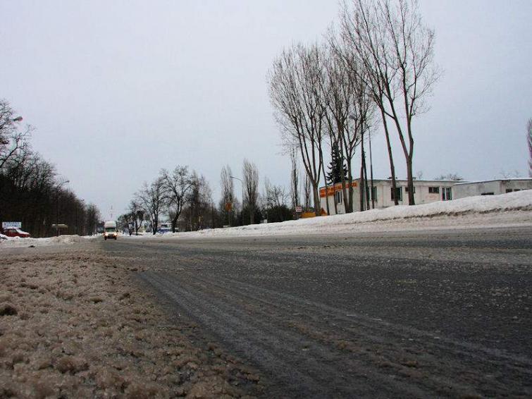 Zimą powinniśmy jeździć ostrożniej