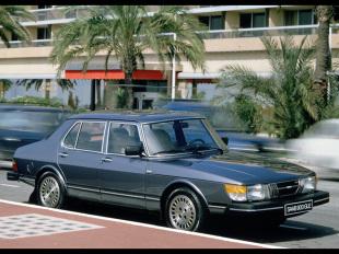 Saab 900 I (1978 - 1993) Sedan
