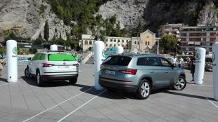 Skoda. Nowoczesne systemy parkowania