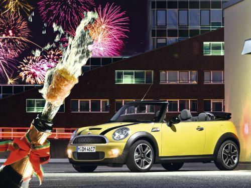 Szczęśliwego Nowego Roku / Fot. MINI