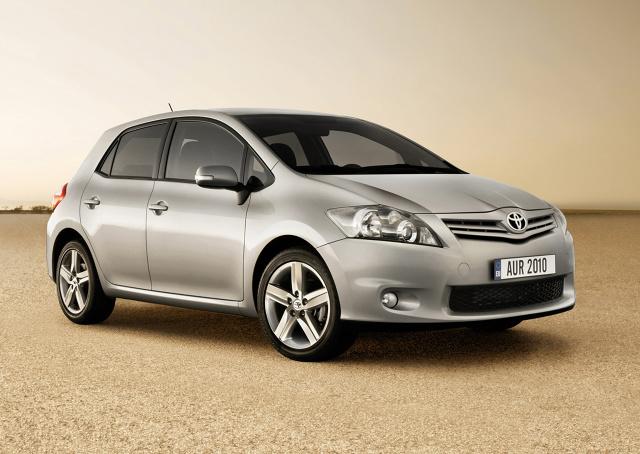 Toyota Auris 2010-2012 / Fot. Toyota