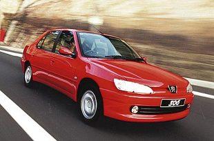 Peugeot 306 II (1997 - 2002) Sedan