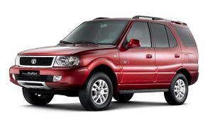 Tata Safari II (2006 - teraz) SUV