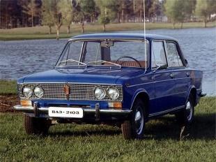 Lada 2103 (1972 - 1984) Sedan