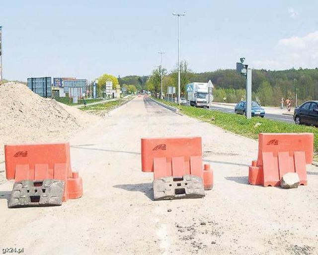 Droga krajowa nr 6. Remont ul. Gdańskiej w Koszalinie