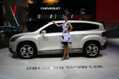 Fot. Chevrolet: Chevrolet Orlando