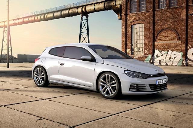 Volkswagen Scirocco R-Line / Fot. Volkswagen