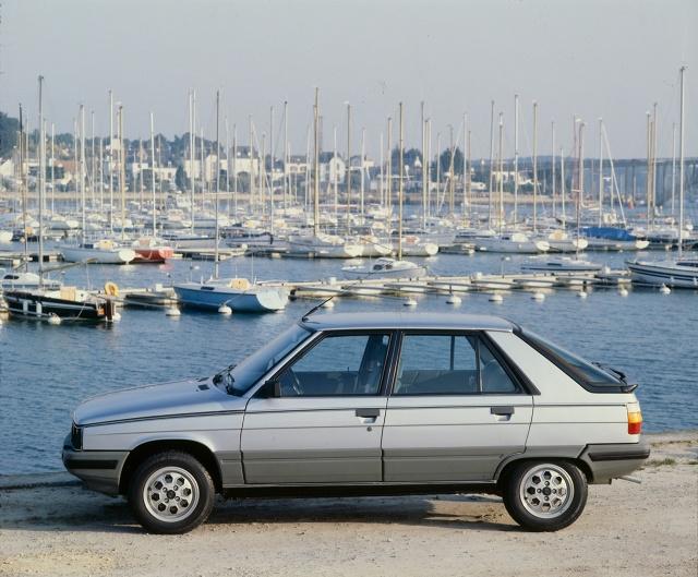 zdjęcie Renault 11