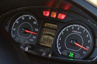 Suzuki Burgman 125 ABS / Fot. Karol Biela