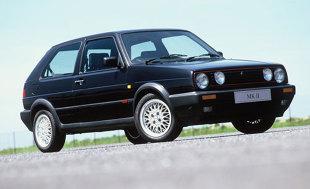 Volkswagen Golf II (1983 - 1992)