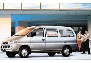 Hyundai H-1 I (1999 - 2008) Furgon