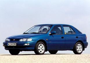 Kia Sephia I (1993 - 1998) Hatchback