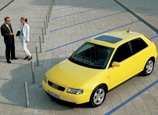 Audi A3 I (8L) (1996 - 2003) Hatchback