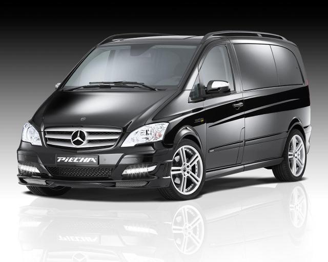 Mercedes-Benz Viano / Fot. Piecha Design