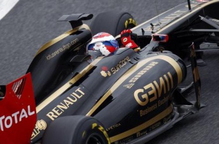 Rosjanie w Formule 1