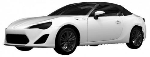 Toyota GT 86 Cabrio