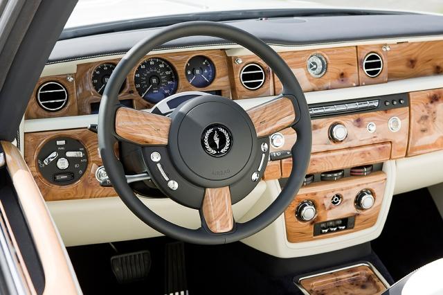 zdjęcie Rolls-Royce Phantom Series II Drophead Coupe London Olympics 2012, Fot: Rolls-Royce