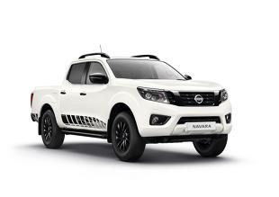 Nissan Navara. Pickup w specjalnej wersji