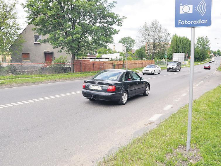 Straż wróciła z fotoradarem na ulice Szczecinka
