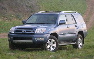 Toyota 4-Runner IV (2003 - teraz)