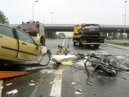 Fot. Adam Nocoń: W ubiegłym roku w wypadkach drogowych zginęło 5 640 osób.