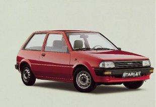 Toyota Starlet II (1984 - 1989) Hatchback