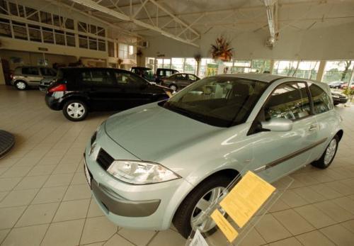 Fot. Krzysztof Matuszyński: Najlepiej sprzedającymi się samochodami osobowymi były w styczniu na rynkach europejskich  auta Renault.