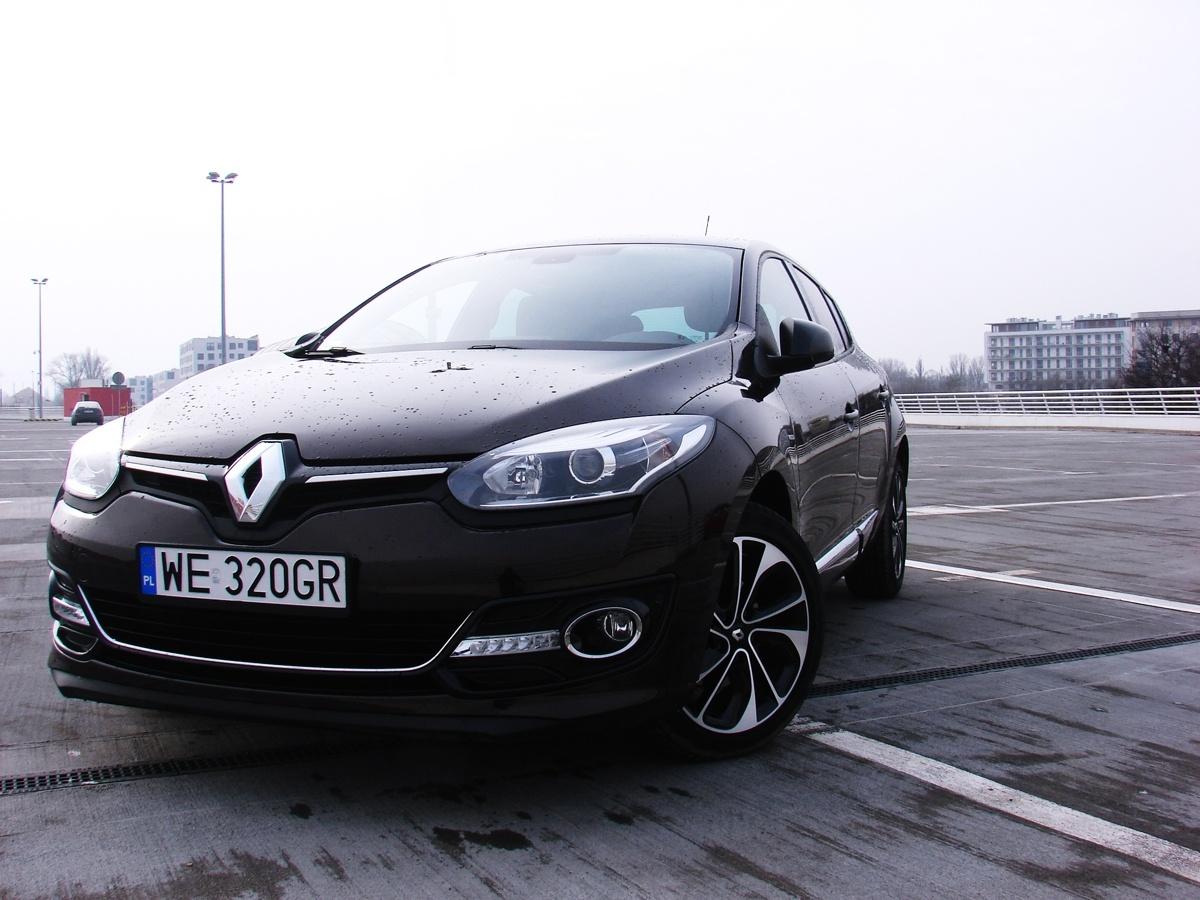 Renault Megane 1.2 TCe / Fot. Przemysław Pepla