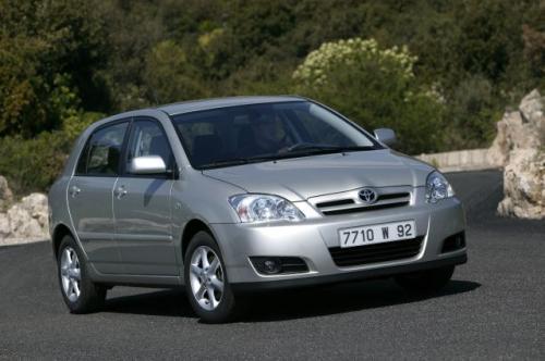 Fot. Toyota: Toyota zdetronizowała Fiata w rankingu marek, których auta najlepiej sprzedawały się w Polsce w styczniu 2005 r.