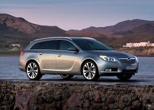 Opel Insignia (2008 - teraz) Kombi