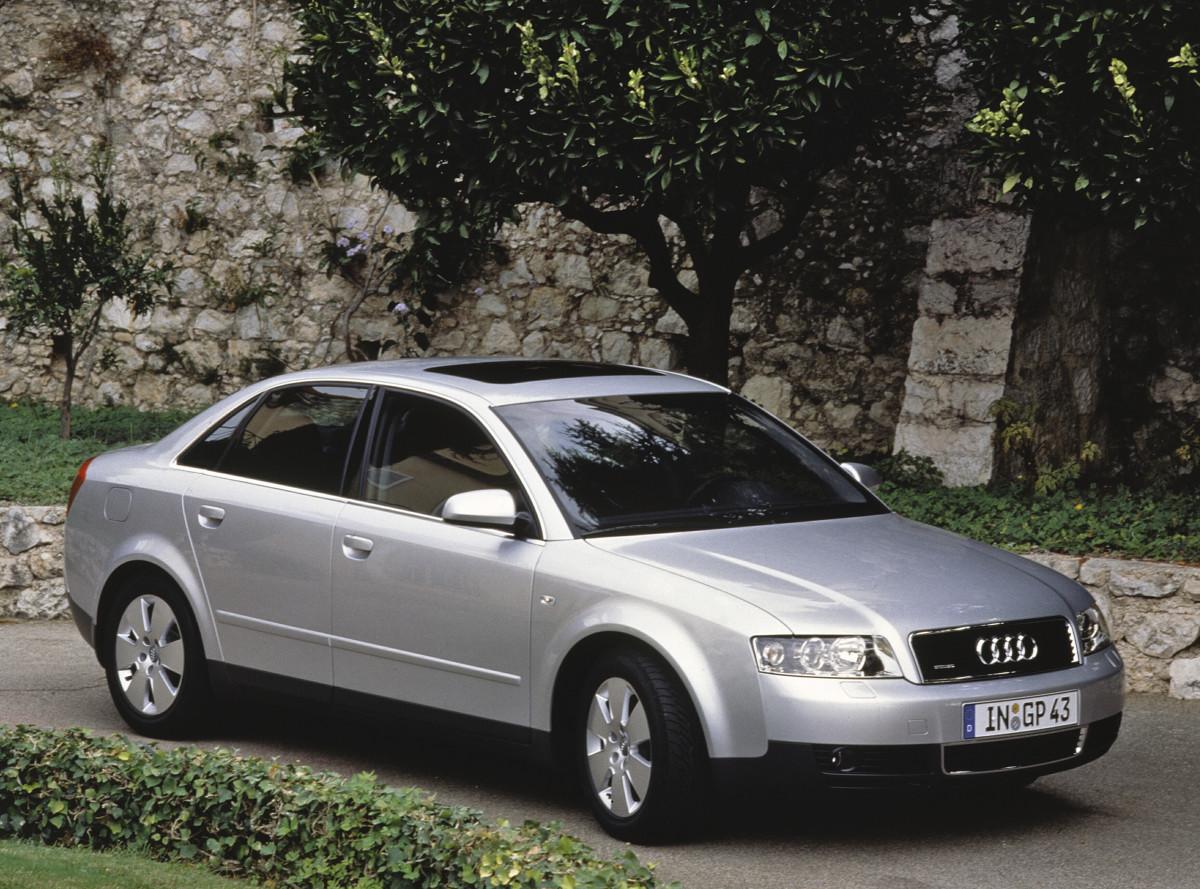 Audi A4 Najpopularniejszy Używany Samochód Osobowy Za 10 20 Tys