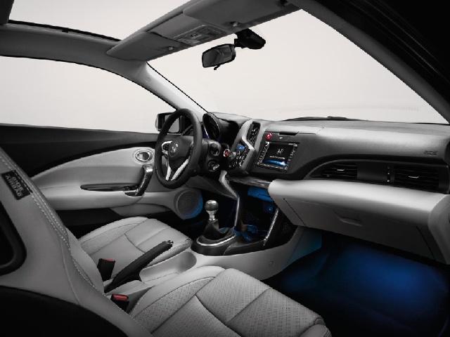 zdjęcie Honda CR-Z