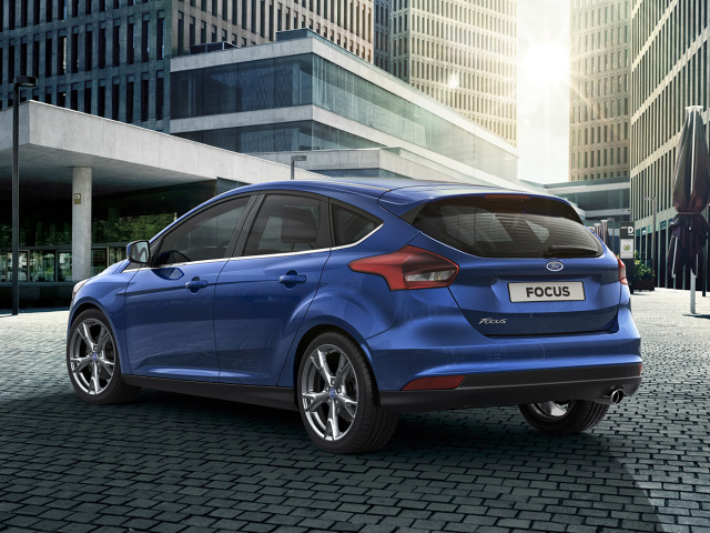 zdjęcie Ford Focus Hatchback