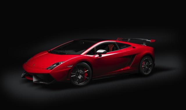 zdjęcie Lamborghini Gallardo LP 570-4 Super Trofeo Stradale