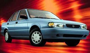 Nissan Sunny B13 (1990 - 1995) Sedan