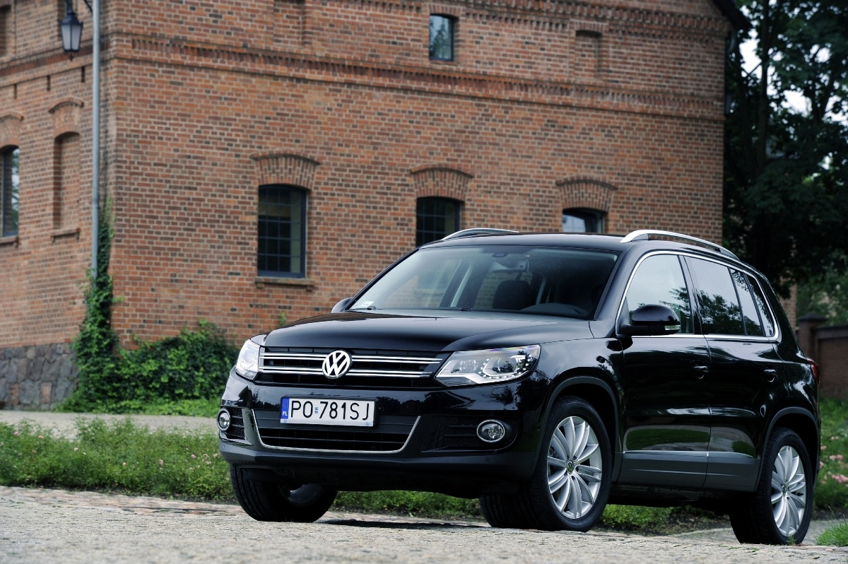 volkswagen tiguan nowe silniki i systemy multimedialne. Black Bedroom Furniture Sets. Home Design Ideas