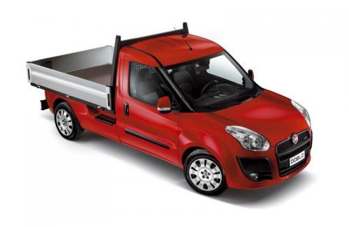 Fiat Doblo Work Up, Fot: Fiat