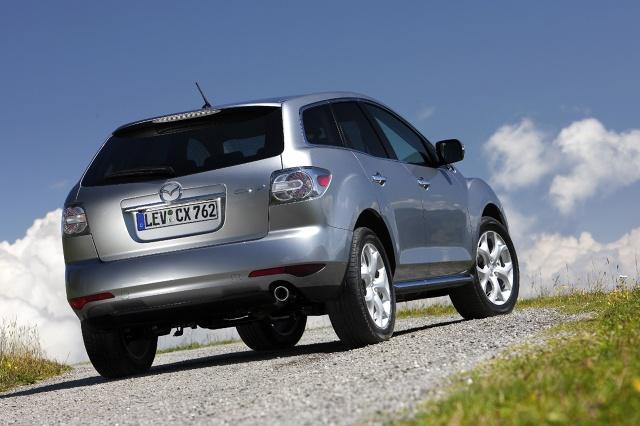 zdjęcie Mazda CX-7