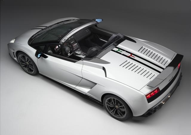 zdjęcie Lamborghini Gallardo LP 570-4 Spyder Performante