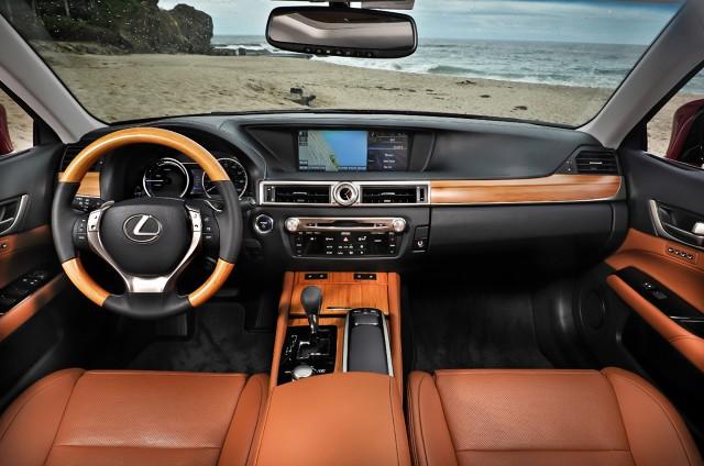 Lexus GS 450h Fot: Lexus